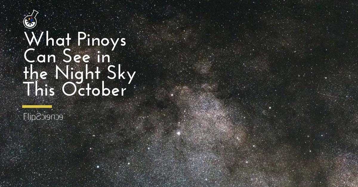 october, night, sky, 2017