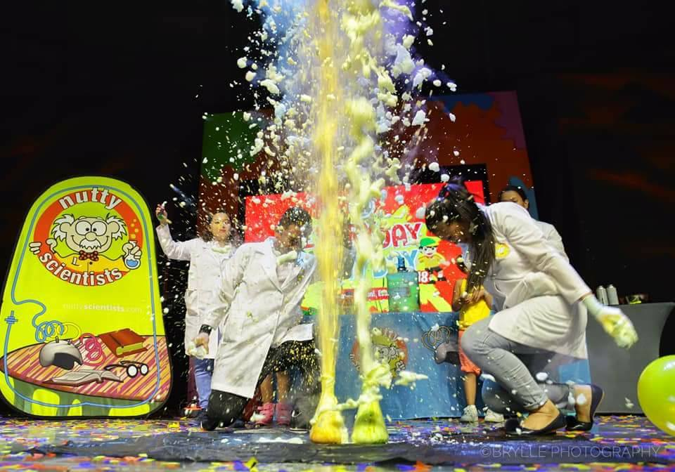 Nutty Scientists Philippines: Mad science fun for everyone