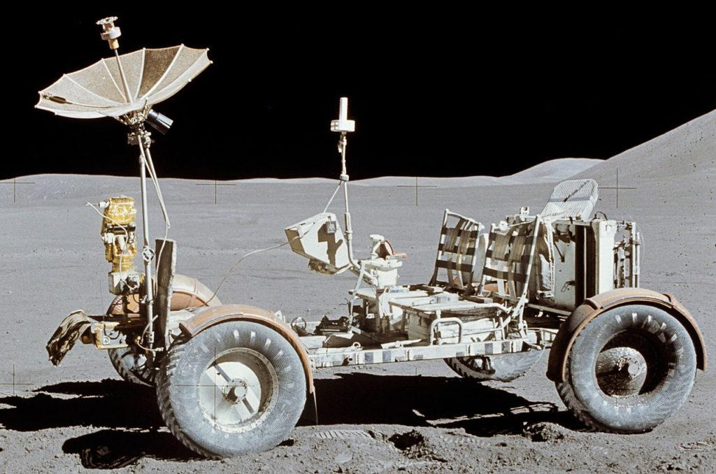 lunar, roving, vehicle, LVR, moon buggy