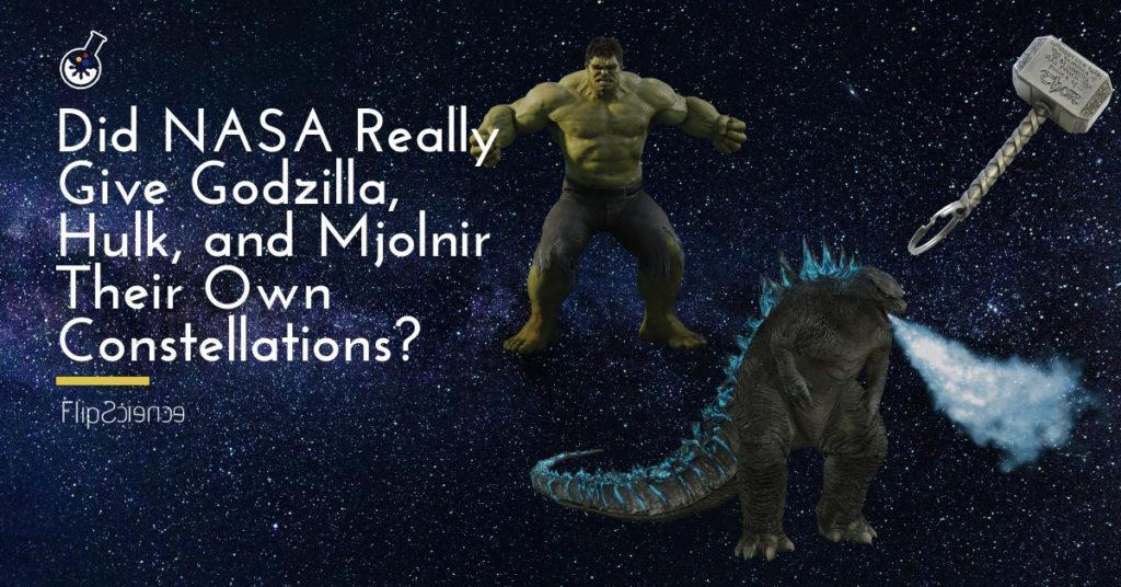 fermi, gamma, hulk, thor, mjolnir, godzilla, constellations, constellation