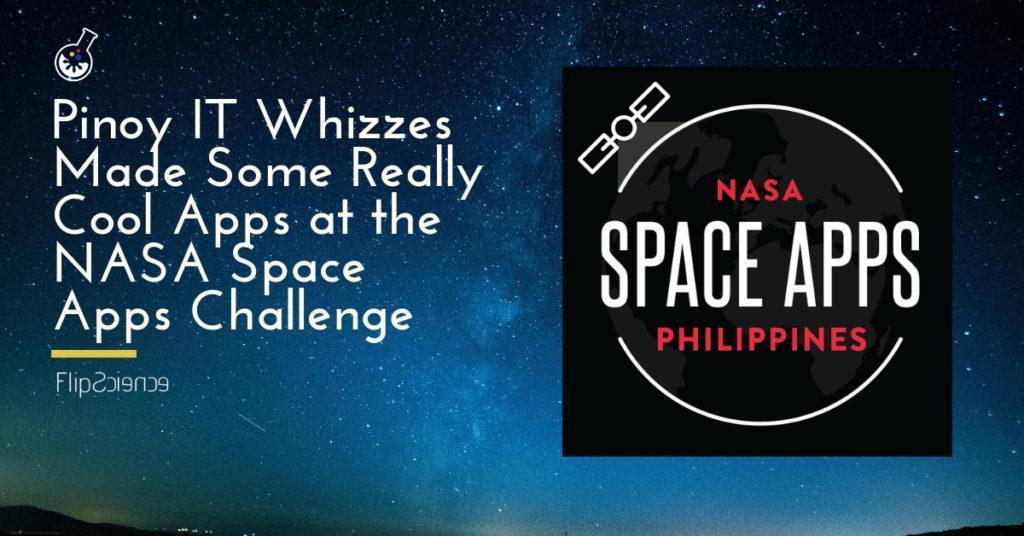 IT, app, apps, NASA, NASA Space App Challenge