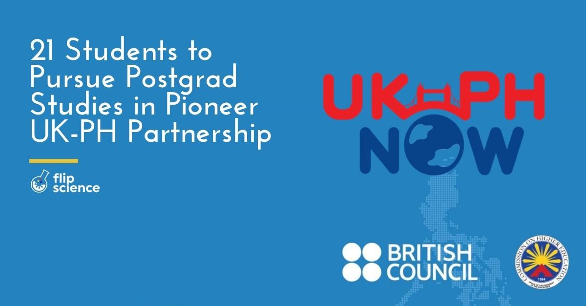 UK, PH, CHED, JDNP, postgraduate, scholarship