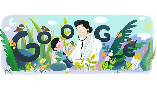 Google doodle, fe del mundo