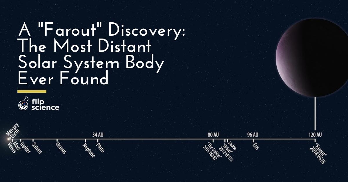 farout, planet, earth, sun, solar system, 2018 VG18