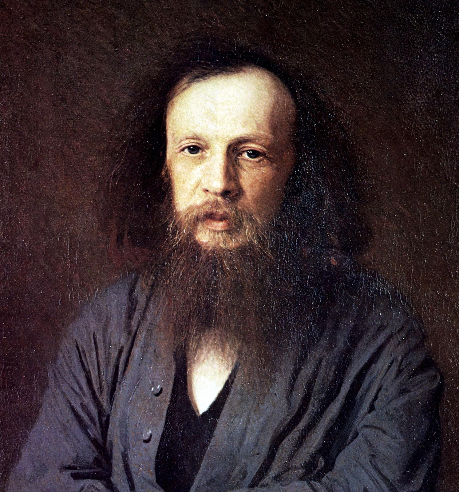 periodic table, mendeleev, elements