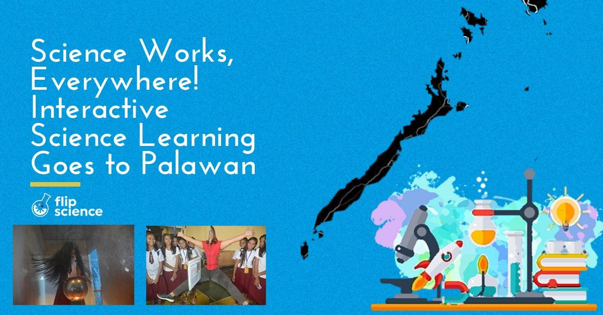 science works, palawan