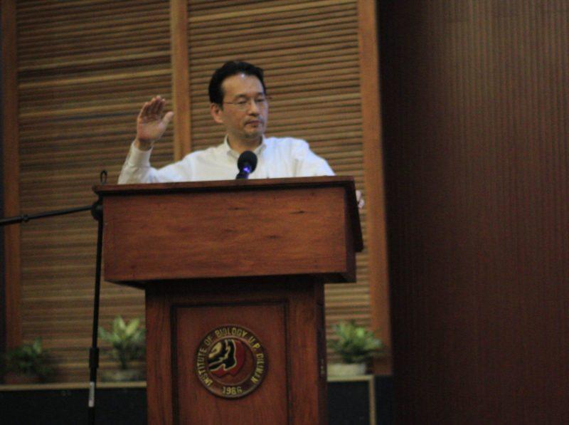 Dr. Mengu Cho