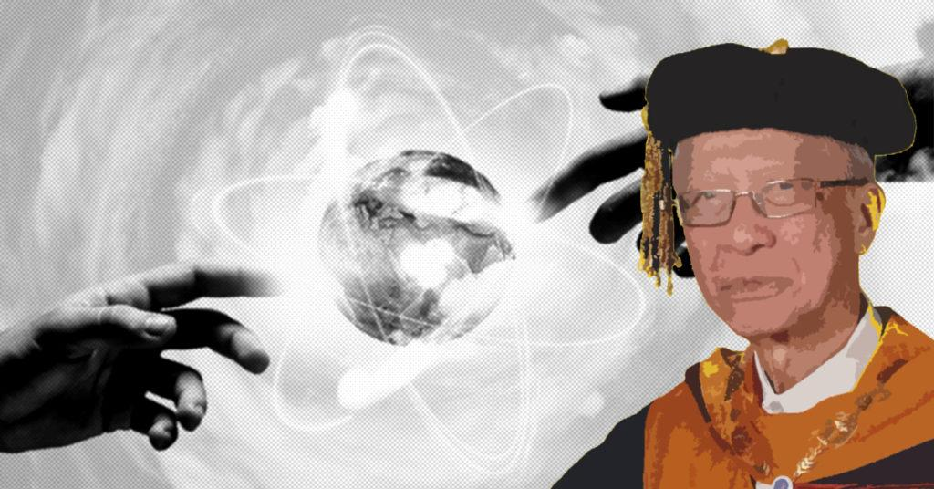 bienvenido nebres, national scientist