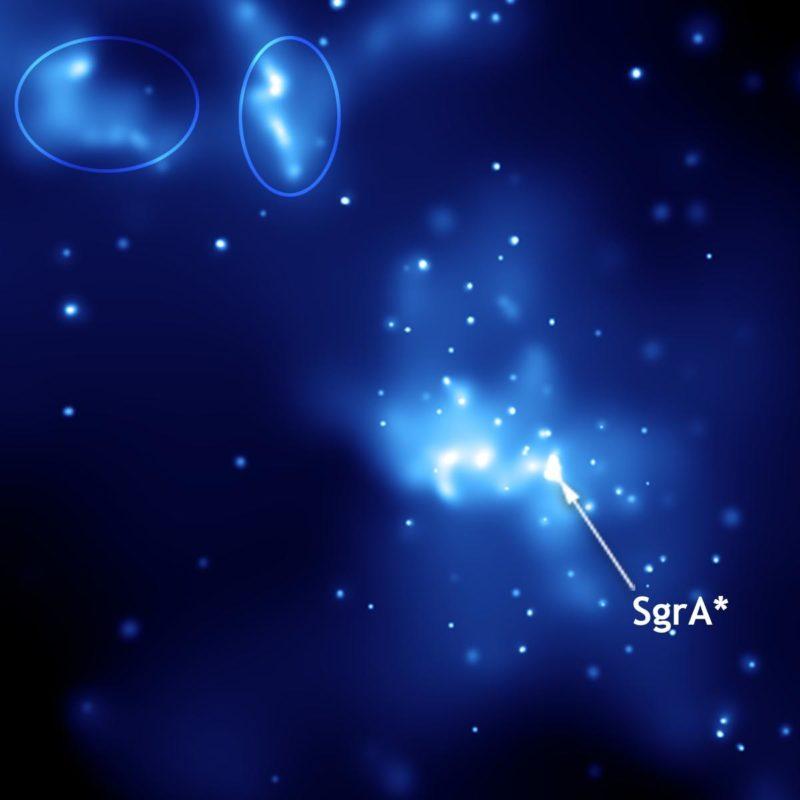 Sagittarius A*, Sgr A*, NASA