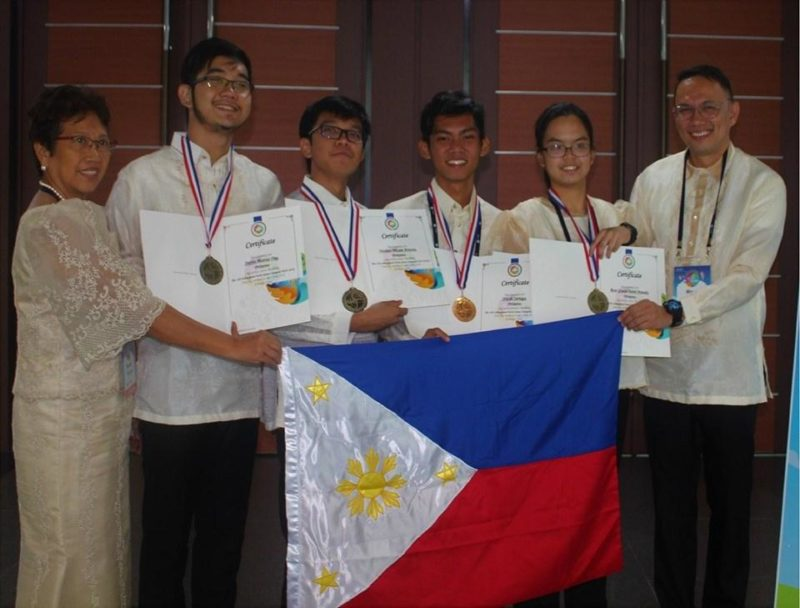 IESO, international earth science olympiad