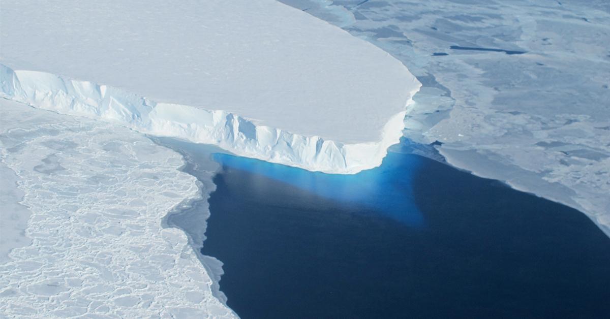 antarctica, thwaites, glacier