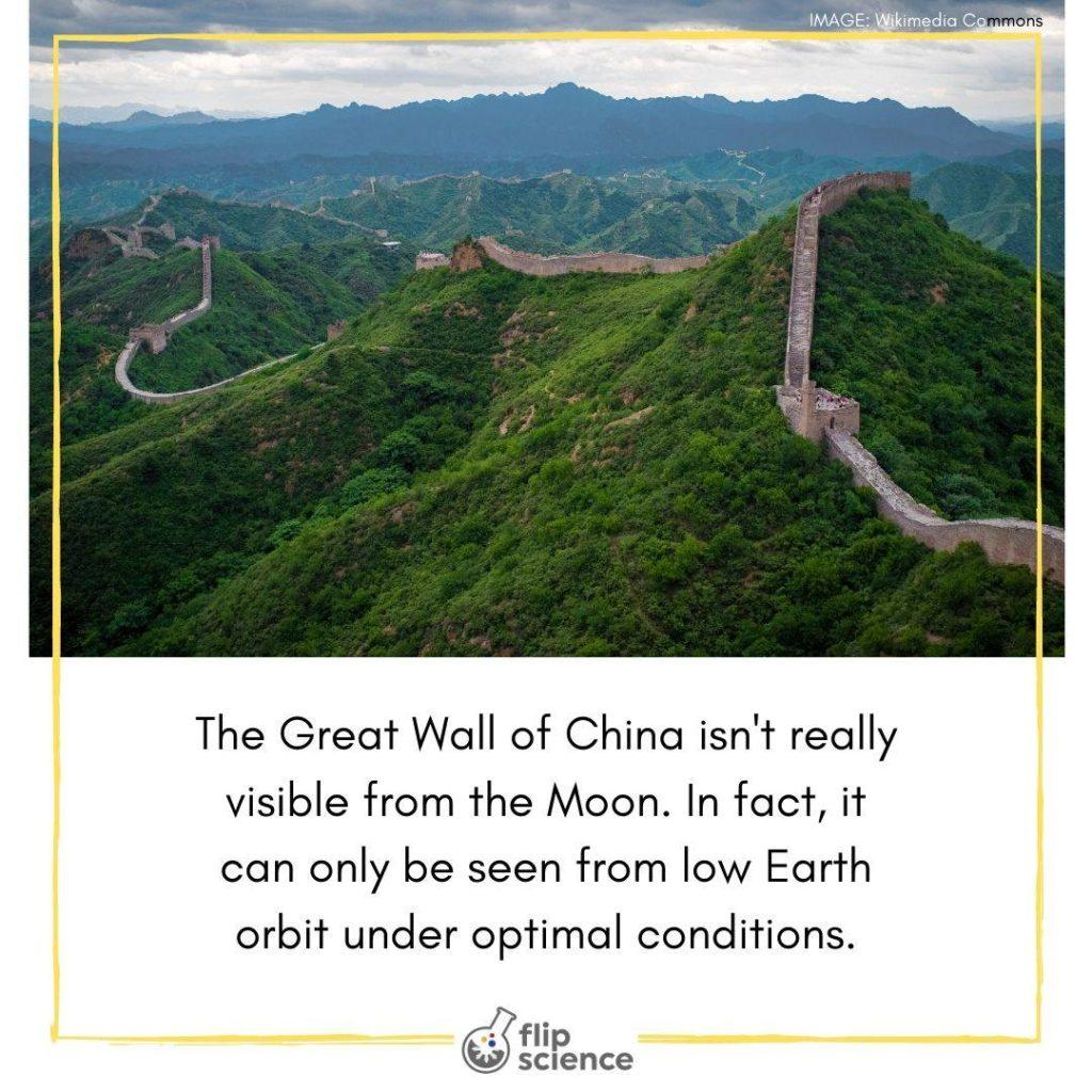 great wall of china, flipfact, flipfacts