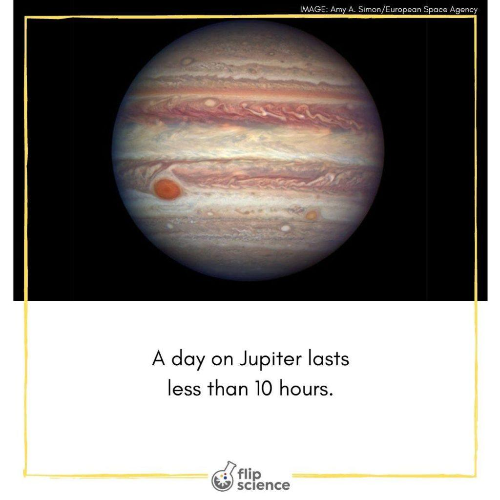 flipfact, flipfacts, flipscience, jupiter