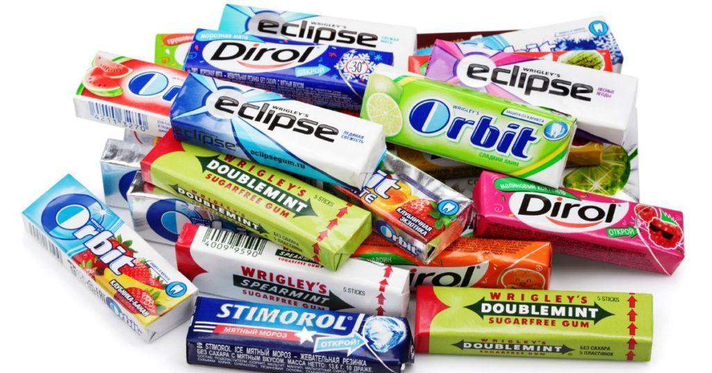 chewing gum, gum, flipfact, flipfacts, flipscience