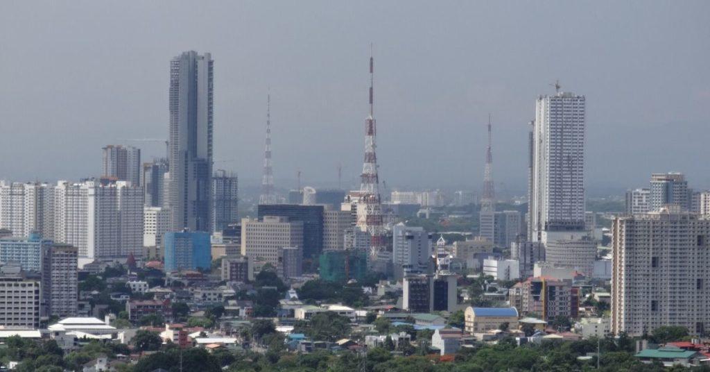 air quality, quezon city