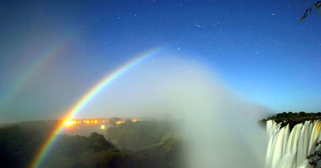 flipfact, flipfacts, flipscience, moonbow, moonbows, rainbow, rainbows, night