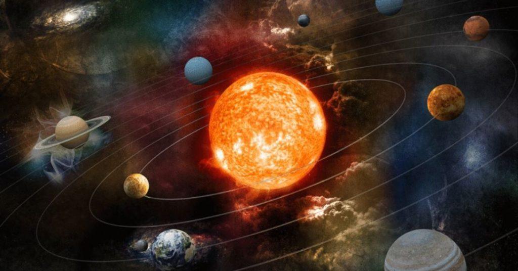 flipfact, flipfacts, flipscience, solar system, sun