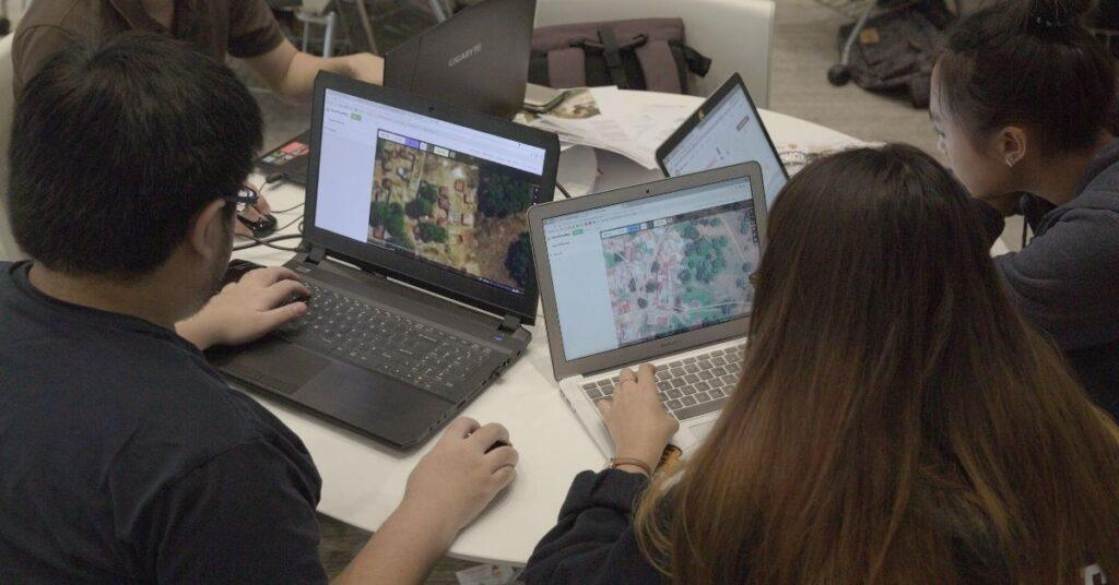 MSF, doctors without borders, Southeast Asia Missing Maps Mapathon
