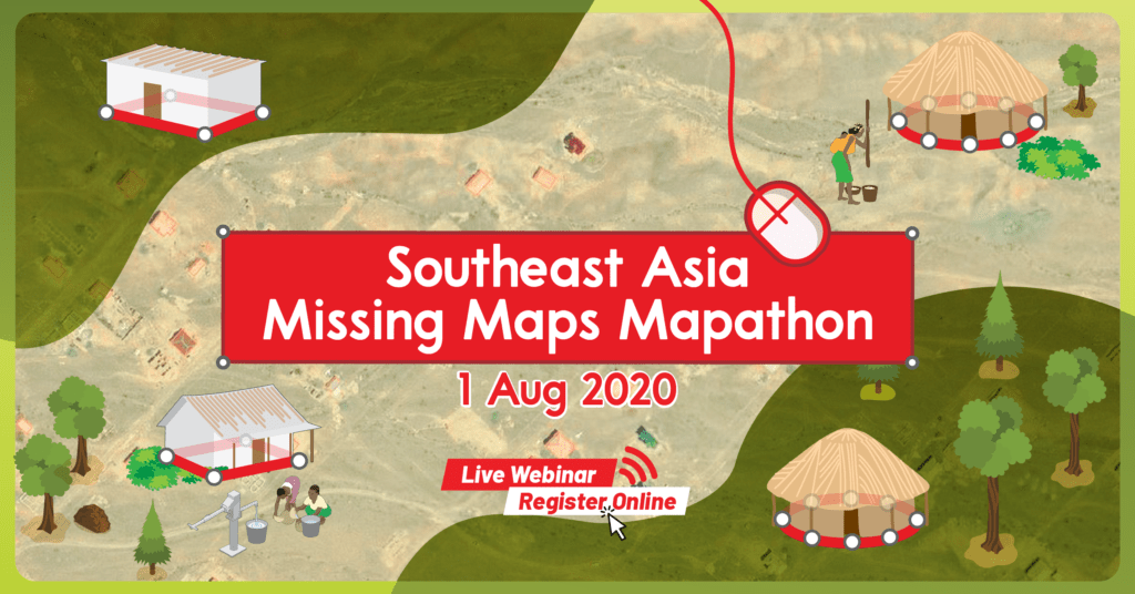 Southeast Asia Missing Maps Mapathon, MSF, doctors without borders, mapping