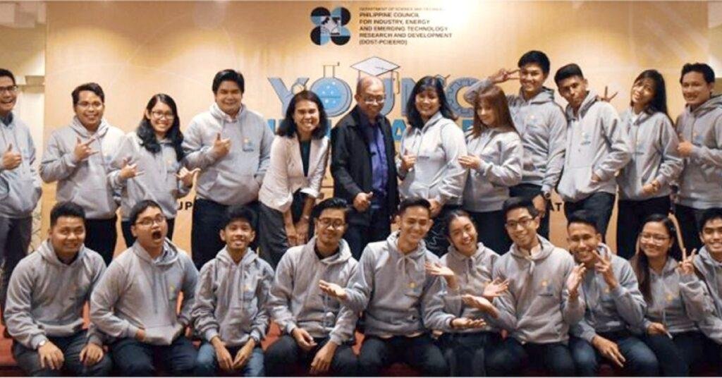 DOST-PCIEERD, YIP, young innovators program