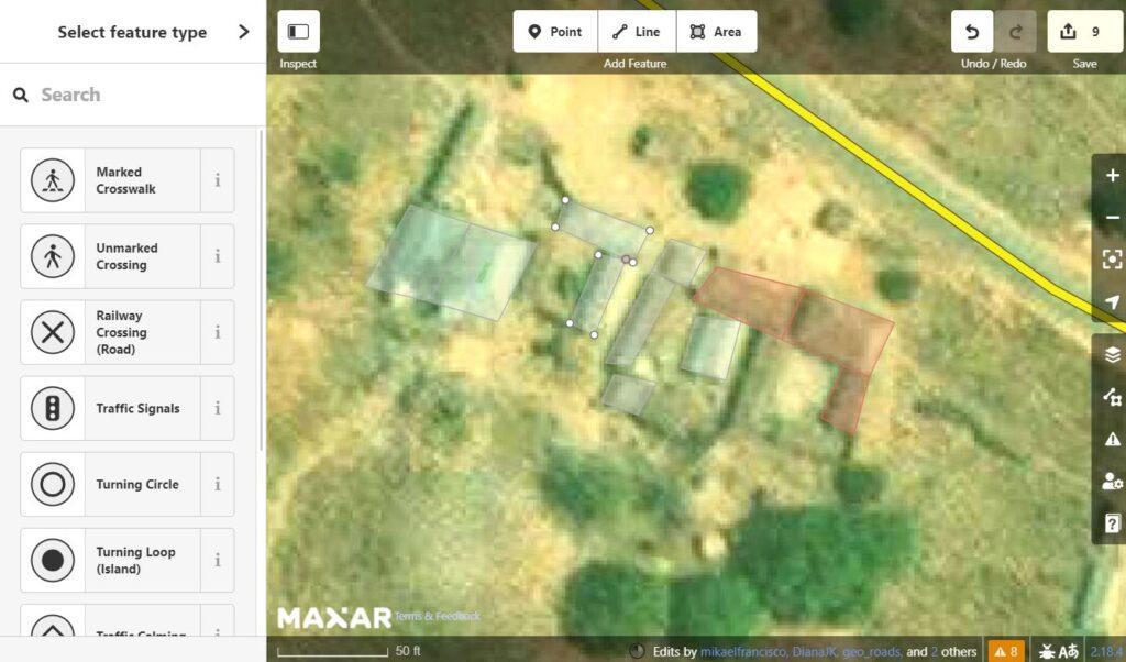 map, nigeria, msf
