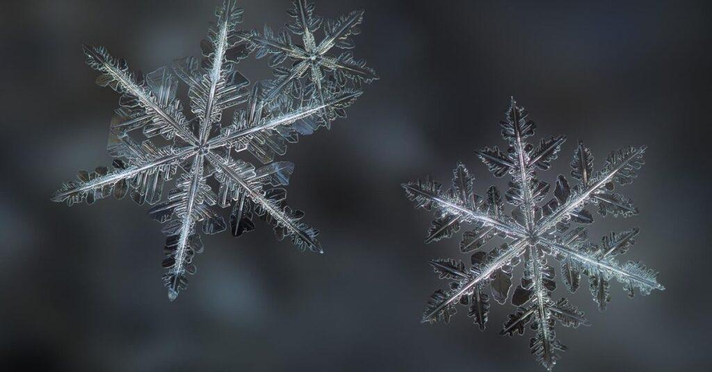 flipfact, flipfacts, flipscience, snowflake, snowflakes