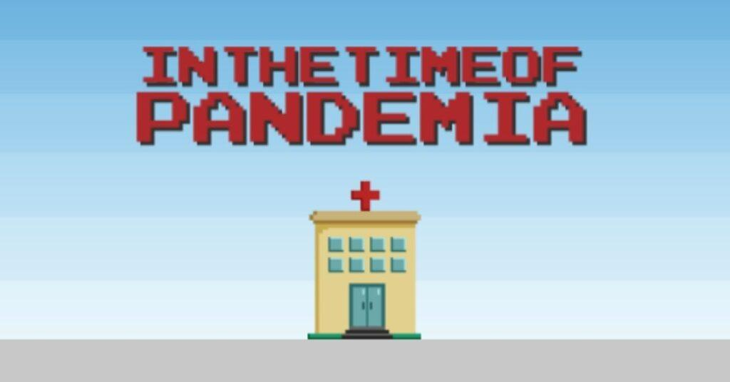 in the time of pandemia, itop, covid-19, game